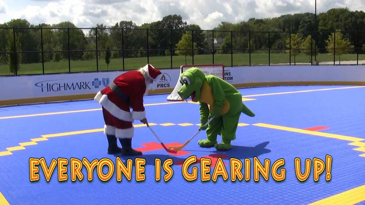 Dek Hockey - Year of Clean Water