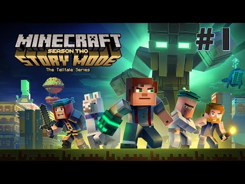 """KOTA BEACON"" Minecraft Story Mode Indonesia Season 2 #1"