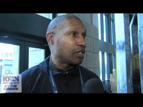Leslie Frazier Interview from the 2011 NFL Scouting Combine
