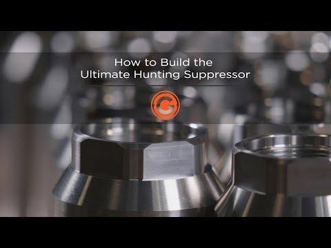 Building The Ultimate Hunting Suppressor | By Gunwerks
