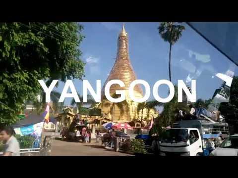 Travel Vlog : Myanmar Diaries (Yangon,Mandalay)