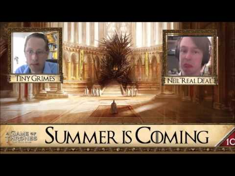 Summer Is Coming - Ep. 14 - Game of Thrones 2.0 Podcast - King's Peace Pack Review
