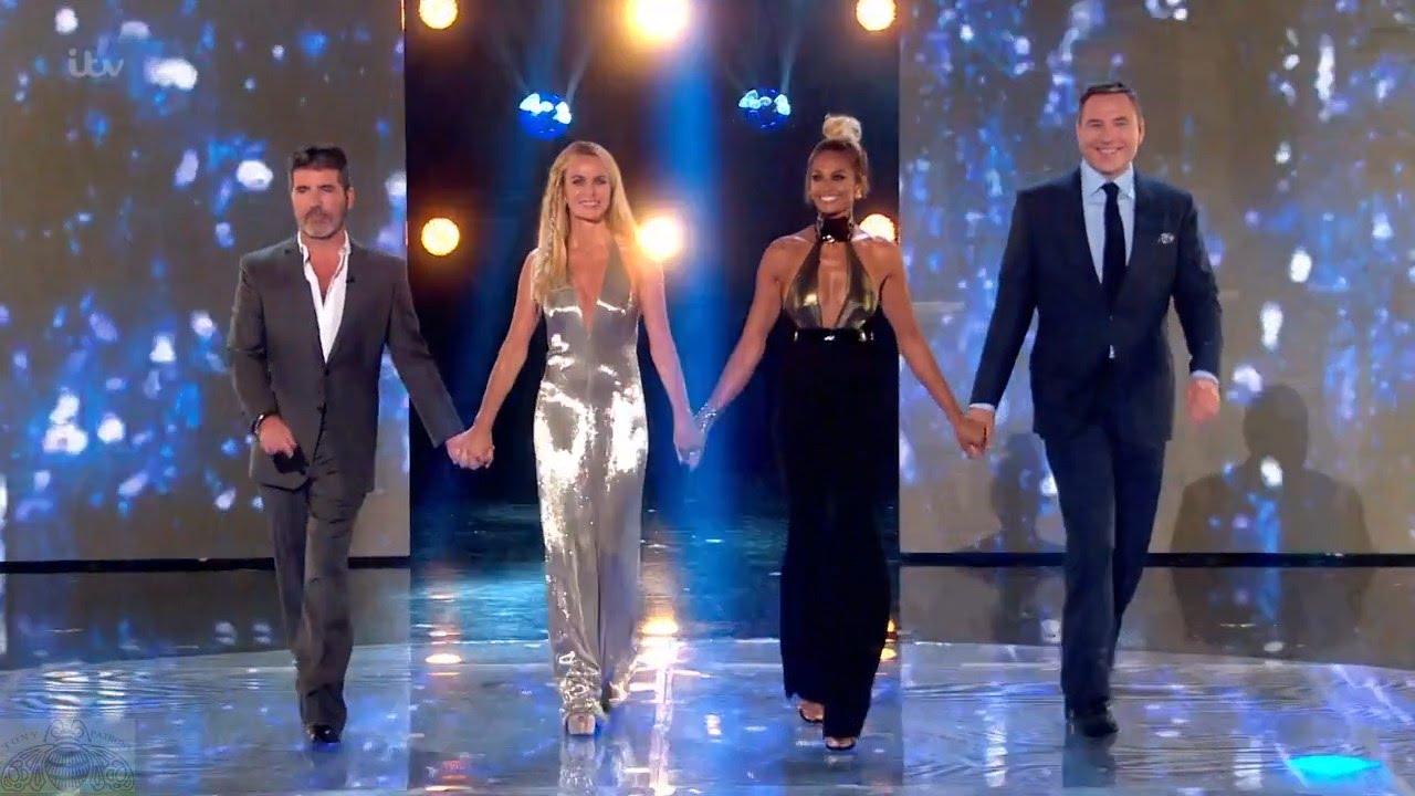 Britain S Got Talent 2016 Semi Final Round 2 Intro Full S10e10 Youtube