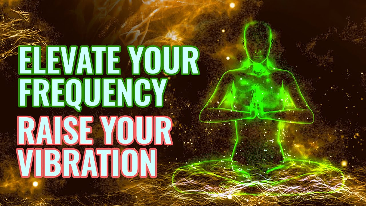 Raise Your Vibration   432hz Manifest Miracles, Binaural Beats Meditation   Elevate Your Frequency