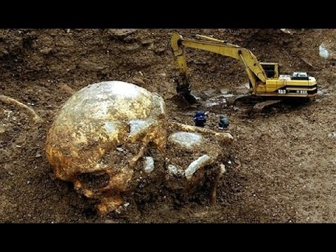 10 Evidence That Giants Once Existed!