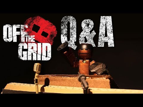 OFF THE GRID ☠️ | Q&A with Striker and Season 5 Premiere Date!