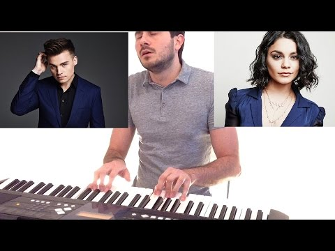 Shawn Hook ft. Vanessa Hudgens - Reminding Me (Piano Cover)