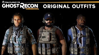Ghost recon wildlands outfits youtube - Weaver ghost recon ...