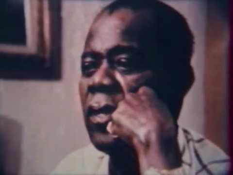 Louis Armstrong 1968 Bell Telephone Hour - Jazz,The Intimate Art