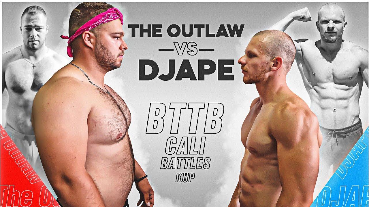 Outlaw VS Djape - BTTB CALI BATTLES 1/8