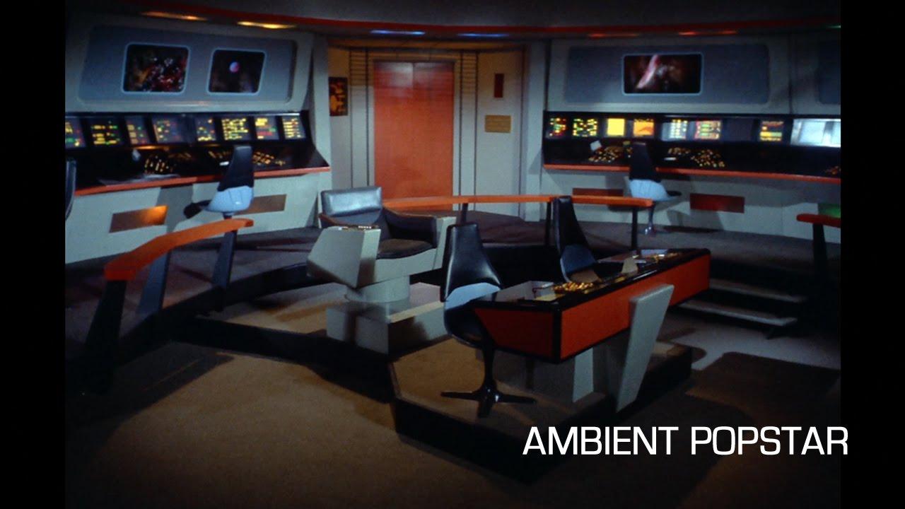 Star Trek Tos Evolving Ambient Bridge Youtube