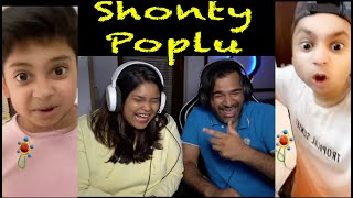 Silver Button Unboxing Gone Wrong Reaction | Harsh Beniwal 2.0 | Shonty and Poplu | The S2 Life