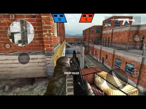 Mode Offline Bullet Force