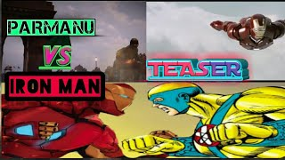 IRONMAN VS PARMANU TEASER/TRAILER  COMIC HAVELI  MARVEL  RAJCOMICS ...