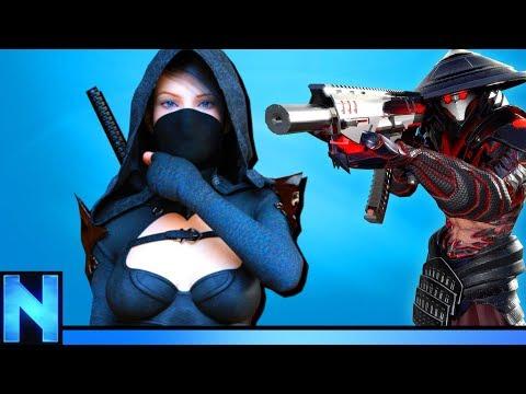 Nothing Personnel Ninja Girl - Sairento VR