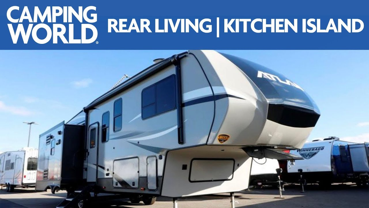 2018 Dutchmen Atlas 2952rlf Fifth Wheel Rv Review Camping World