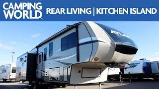 2018 Dutchmen Atlas 2952rlf Fifth Wheel Rv Review Camping World Youtube