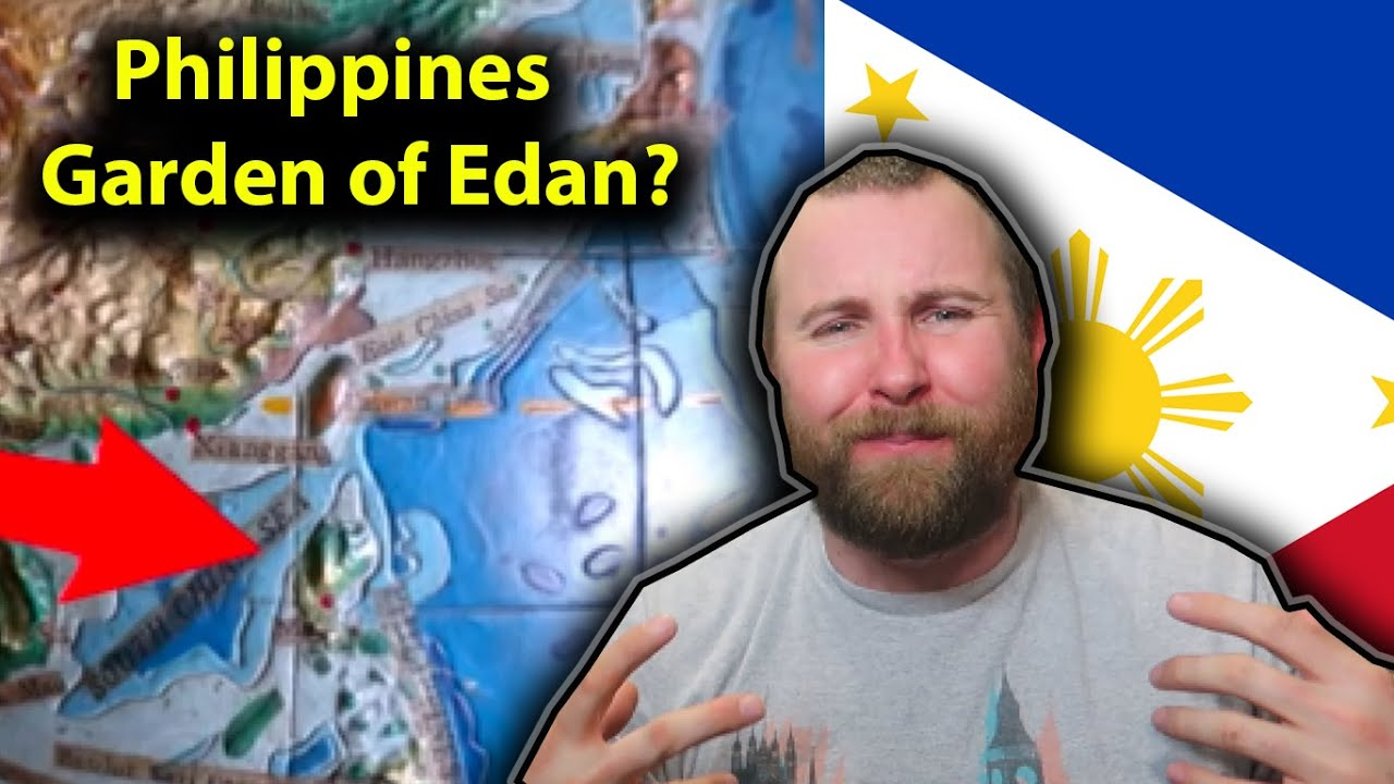Download This is Why The Philippines is The Garden Of Edan! Proof of OPHIR, SEBA, TARSHISH & ANCIENT HAVILAH!