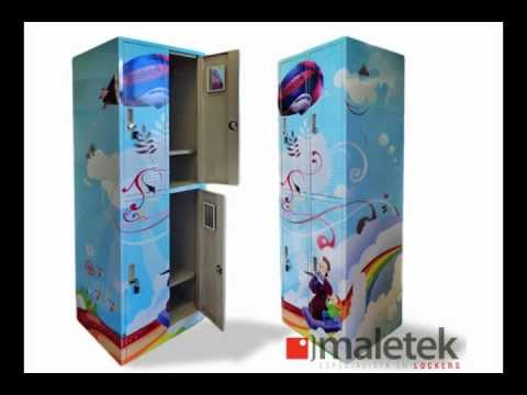 Lockers Office Lock Casilleros Roperos Metalicos Youtube