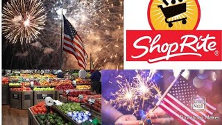 Aaj America main kiya howa/USA K HALAAT BEHTR HO RAHY HAIN/SHOPRITE GROCERY HAUL/4th of July 2020