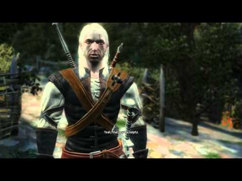 40. Let's Play The Witcher: Enhanced Edition [BLIND] - Alina's Mirror, Hermit, Naiad's Necklace