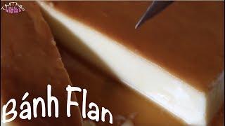 ✅ BÁNH FLAN _ Làm bánh flan đơn giản tại nhà l bánh siêu mềm mịn l TMThảo