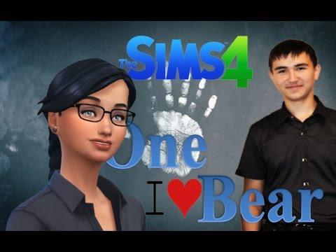 ♥Делаем идеальную девушку в Sims4  №1♥