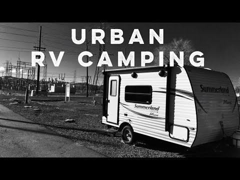 Urban RV Camping In Denver, What It's REALLY Like