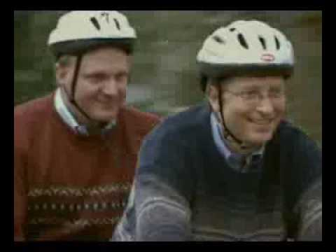 Bill Gates and Steve Ballmer Playday FULL VERSION