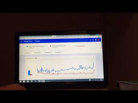 Mandela Effect Google Trends
