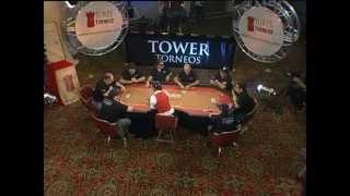 Los Grandes Torneos de Tower - IIº Punta Cana - Cap.12