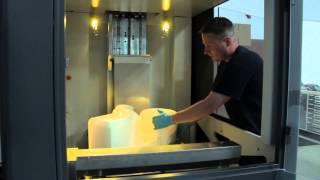 SLA: 3D Printed Miller 91 Race Car Process Highlight Part 4