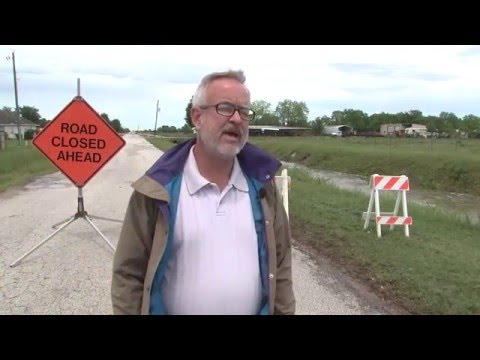 Flood waters overwhelm Brookshire infrastructure