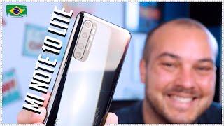 Xiaomi Mi Note 10 Lite - Uma excelente opção na linha dos intermediários, e com preço justo!