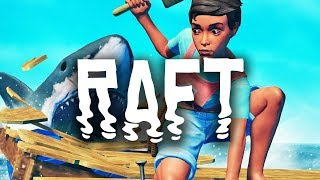 Multiplayer-Survival auf dem Meer 🎮 RAFT