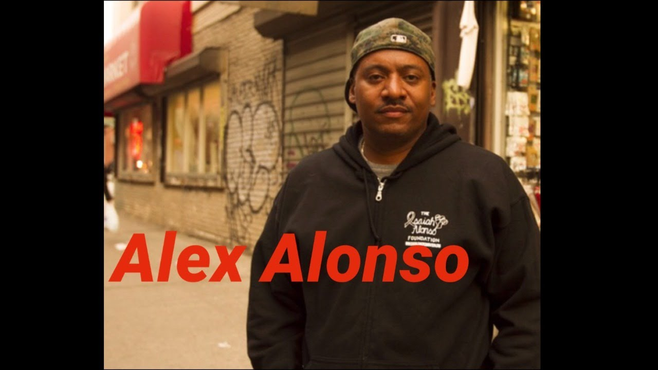 Alex Alonso From Street tv