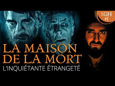 LA GRANDE HANTERIE#1 -  La Maison de la Mort (The Old Dark House - 1932)