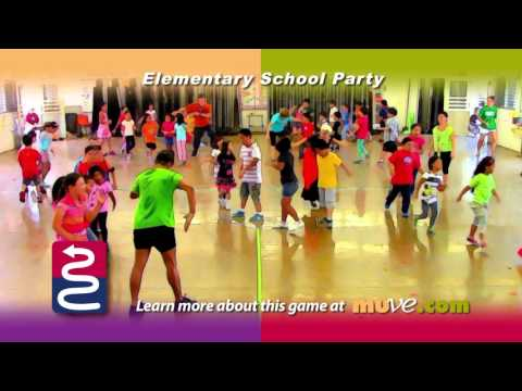 Active Party Games That Will Get Kids Moving