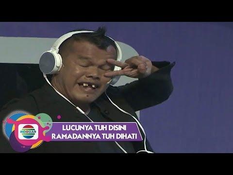 Aksi Unik DJ Manual Pake Mulut dan Meja | Lucunya Tuh Disini, Ramadan Tuh Di Hati