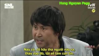 Hài Hàn Quốc - Cướp ngân hàng
