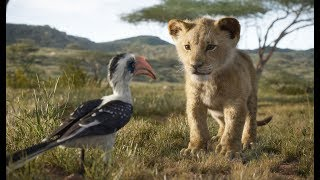 Inside The Lion King's VFX - BBC Click