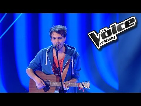 Mirko Adinolfi - You Need Me I Don't Need You | The Voice of Italy 2016: Blind Audition