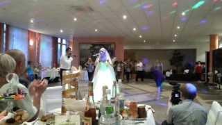 Песня жениха и невесты на свадьбе - Папа Мама
