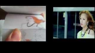 Nhac Han Quoc   Gangnam Style vẽ bằng tay trên giấy cực đỉnh so sánh với bản chính   Gangnam Style ve bang tay tren giay cuc dinh so sanh voi ban chinh