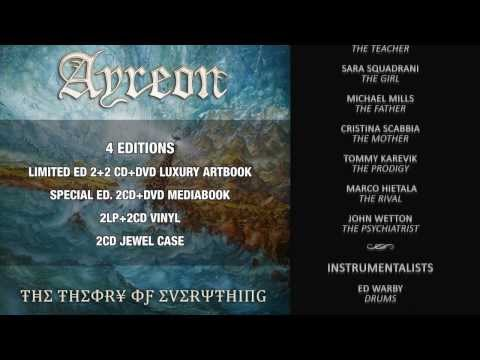 New Ayreon album trailer -- The Theory of Everything