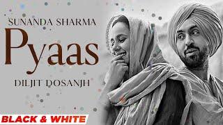 Pyaas - Diljit Dosanjh Mp3 Song Download