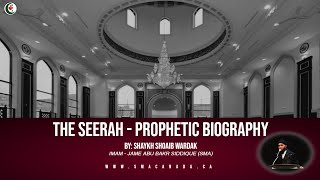 Ep. 71 | The Seerah: The Battle of Uhud: Part 6 | Sh. Shoaib Wardak | Tuesday, November 17th 2020