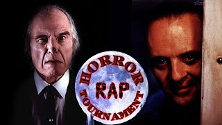 Tall Man vs Hannibal Lecter. Horror Rap Tournament. 1 4 финала. 6 из 8.