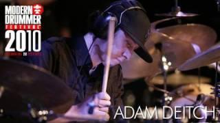 Adam Deitch: Modern Drummer Festival 2010