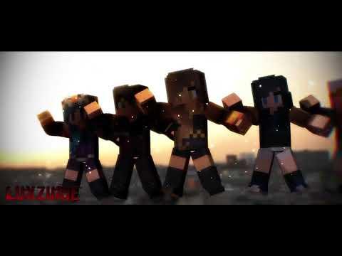 GoldenGlare Theme Song Dance [Minecraft Animation]